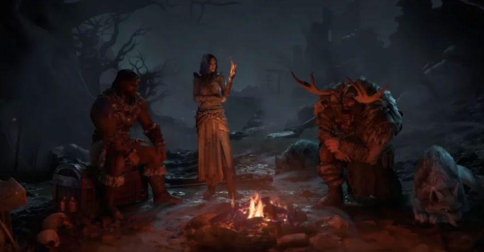 Классы Diablo IV