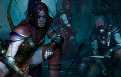 Разбойница Diablo IV
